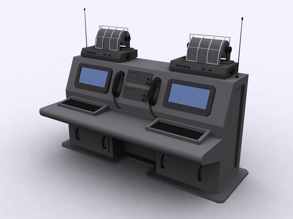 Communications Console (Minor Weakpoint)