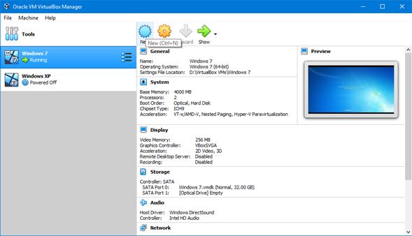 VirtualBox Setup Guide - Miscellaneous - W3D Hub