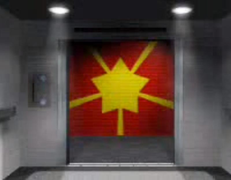 Soviet Anthem for Soviet Elevator